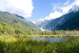 Ein Monat in Neuseeland