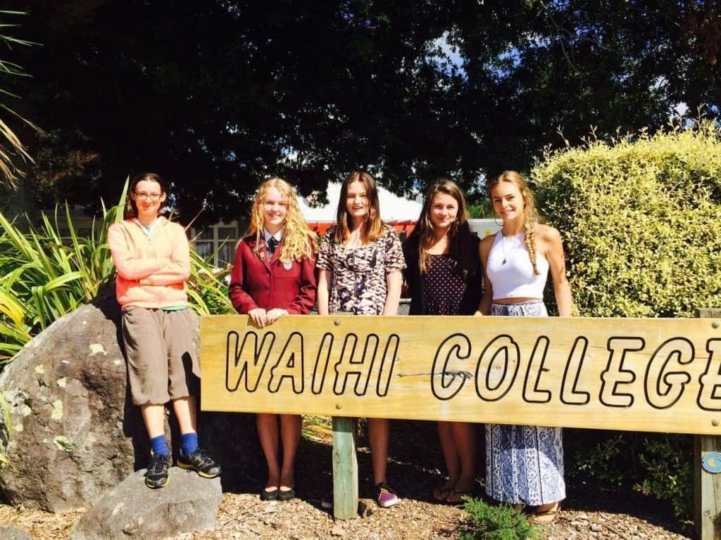 Verhaltensregeln für den Schüleraustausch Neuseeland - Waihi College