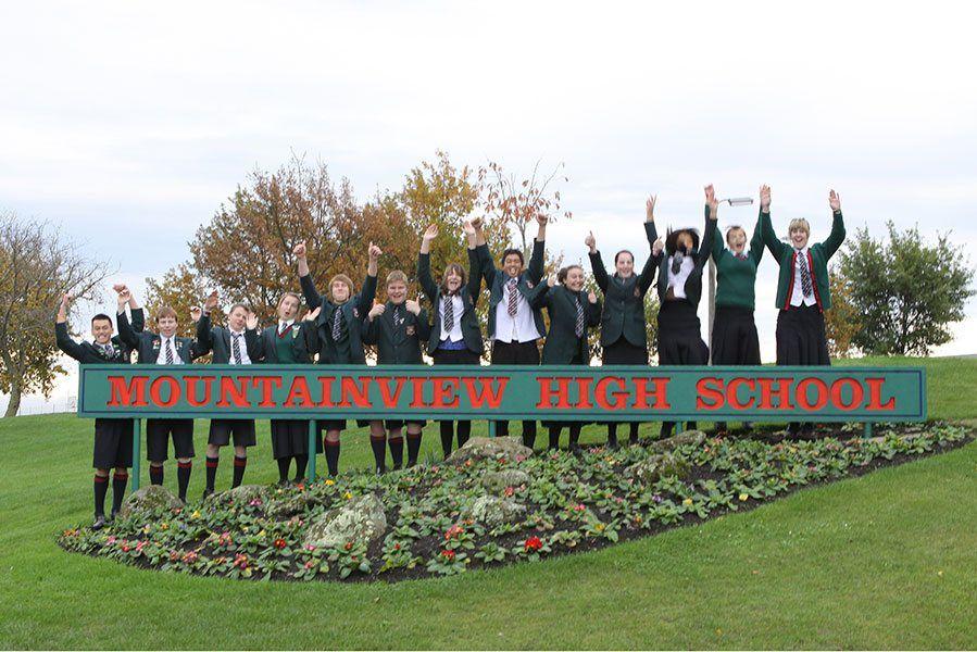 Mountainview High School - Schuljahr Neuseeland - Schuljahr in Neuseeland - Kostenfreie Beratung