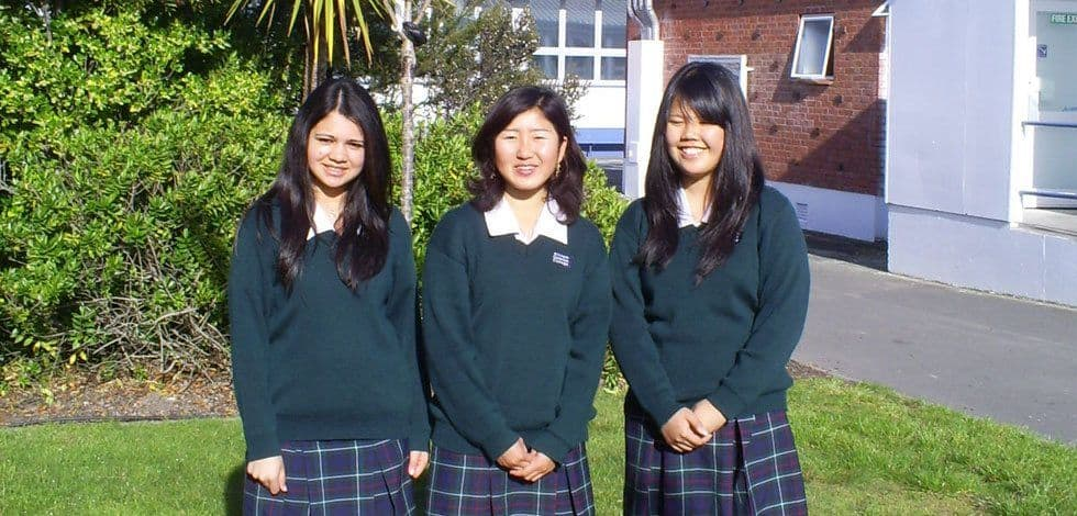 High Schools Neuseeland