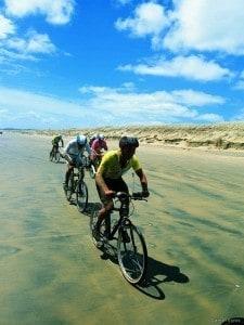 Fahrradfahren Neuseeland