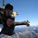 Fallschirmspringen Neuseeland
