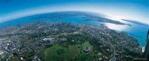Luftverschmutzung in Neuseeland