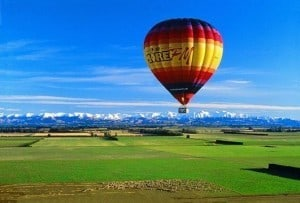 Rundflüge Neuseeland