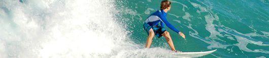 Schüleraustausch Neuseeland mit Surfenkurs
