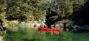 Wassersport Neuseeland