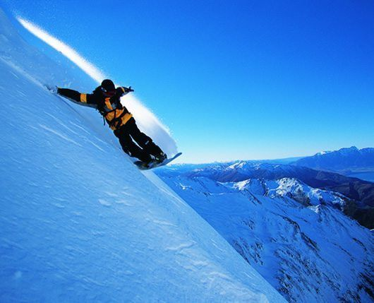 Wintersport Neuseeland