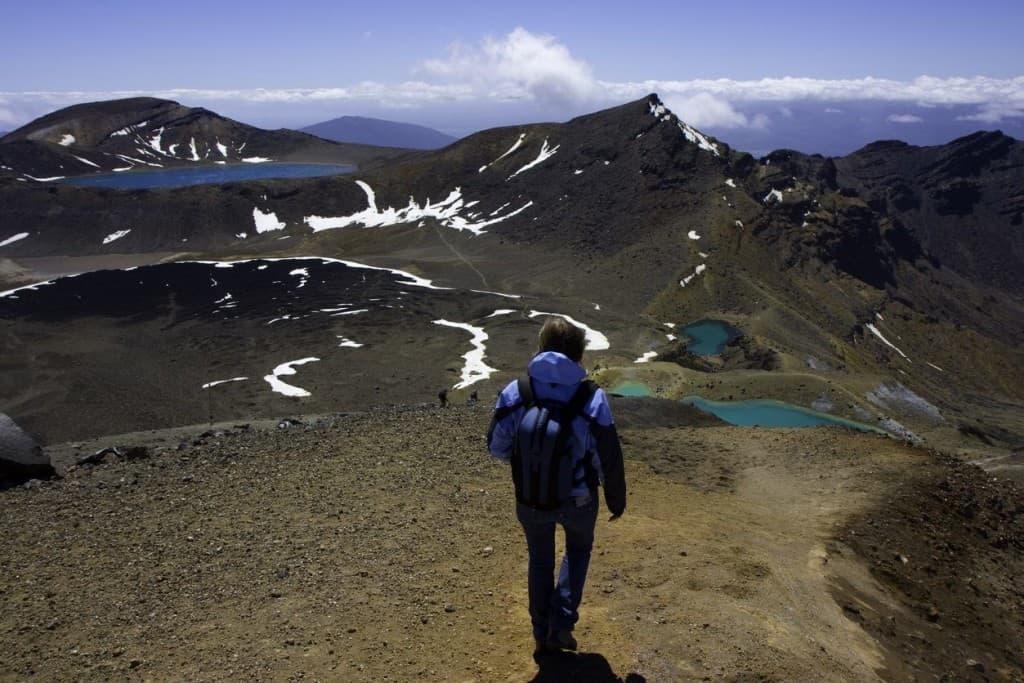 Tongariro Nationalpark - Praktikum Neuseeland Reisejournalismus