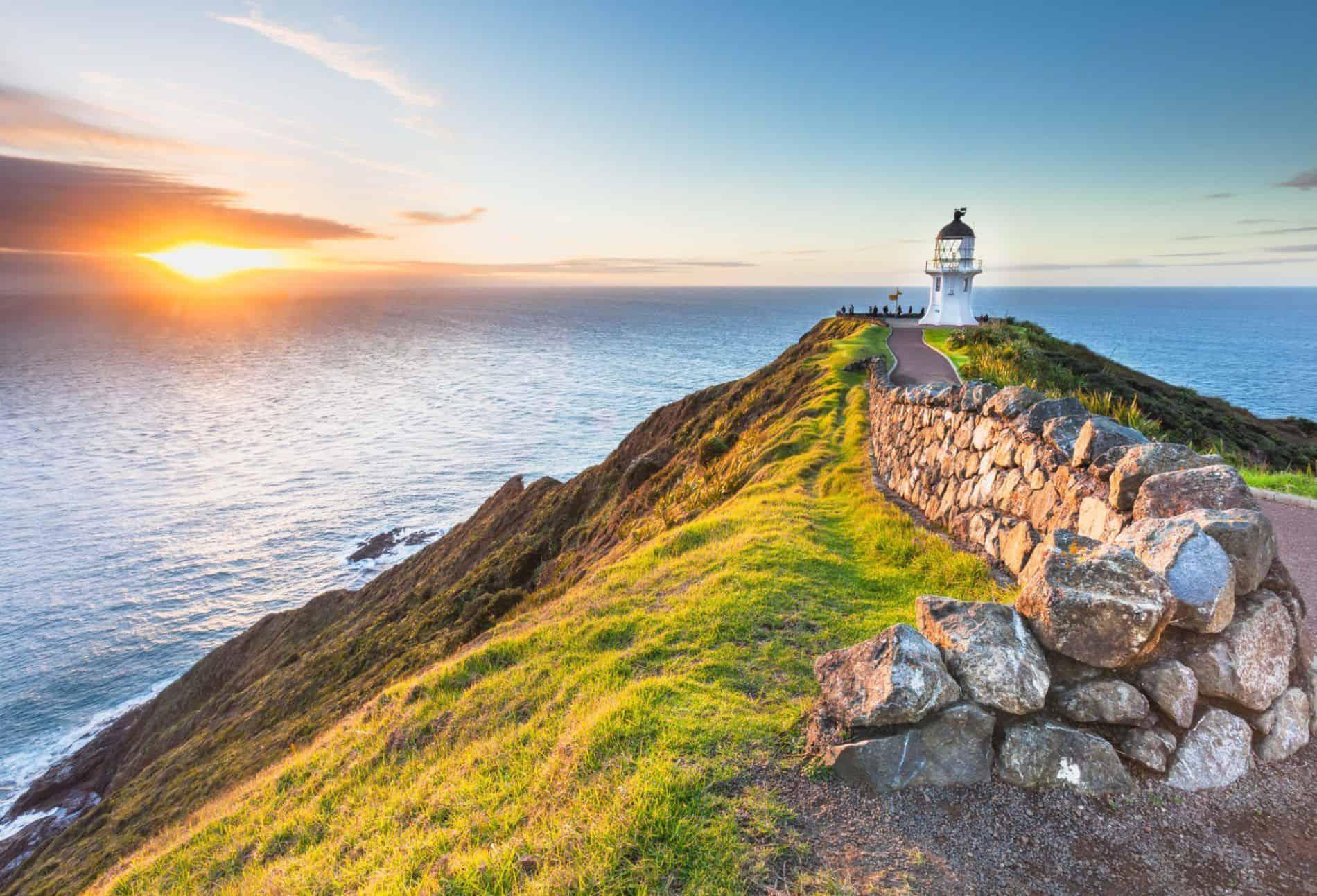Auswanderung nach Neuseeland