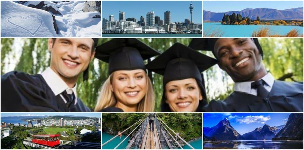 Studentenvisum Neuseeland