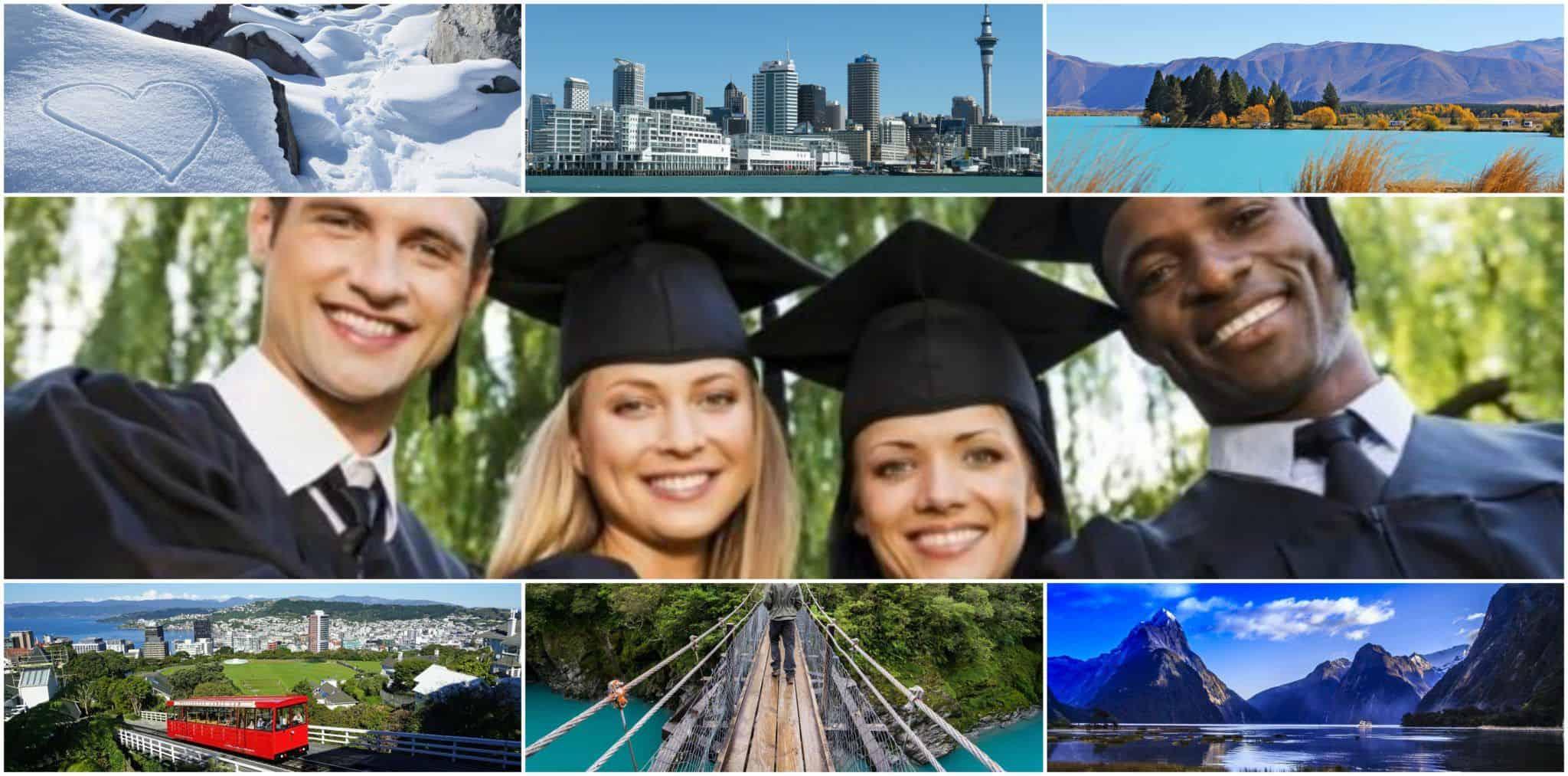 Master Neuseeland - Master in Neuseeland - Master Studiengänge in Neuseeland