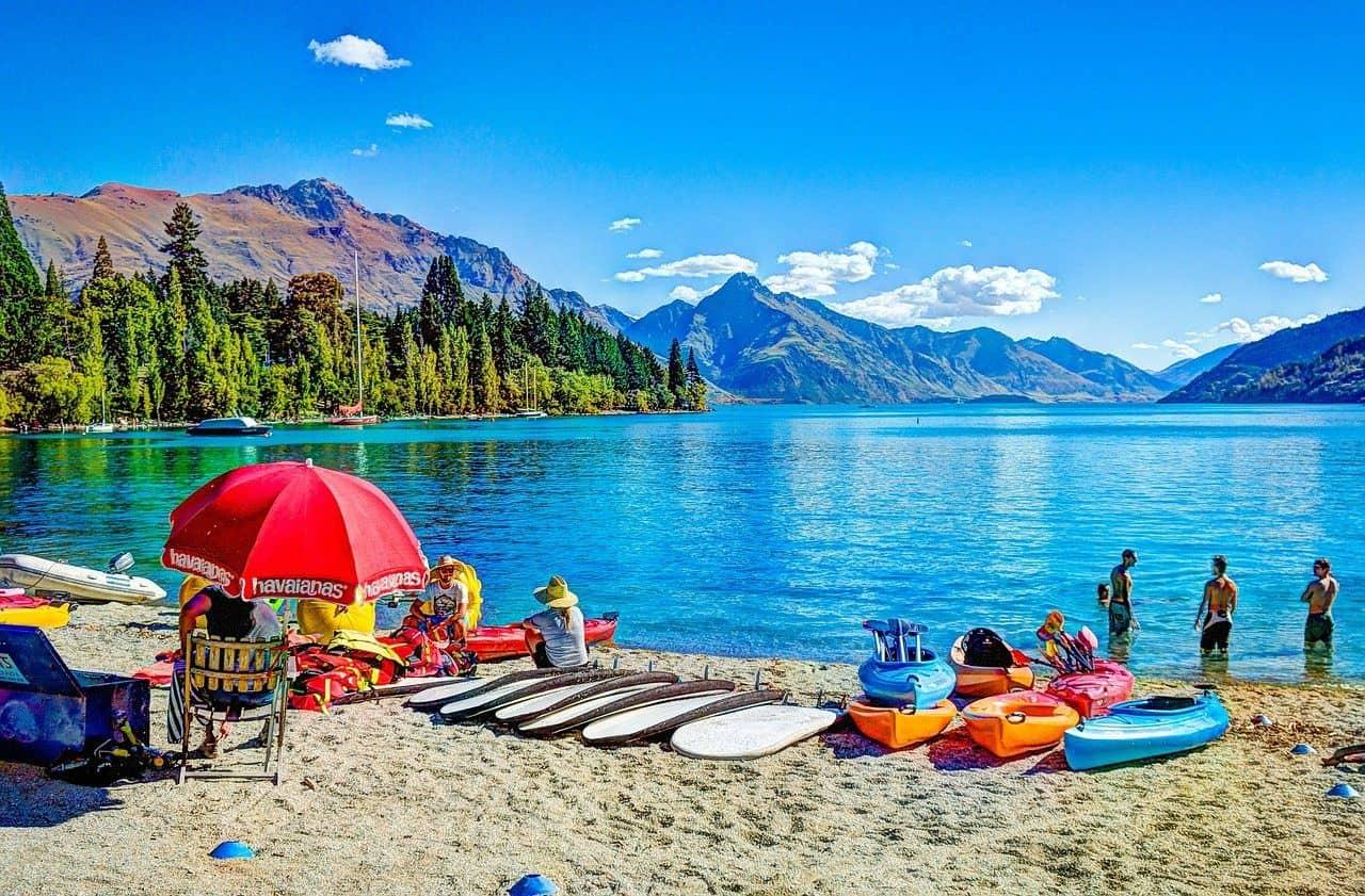 Outdoor Education Neuseeland