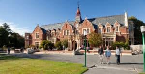 Bachelor Neuseeland