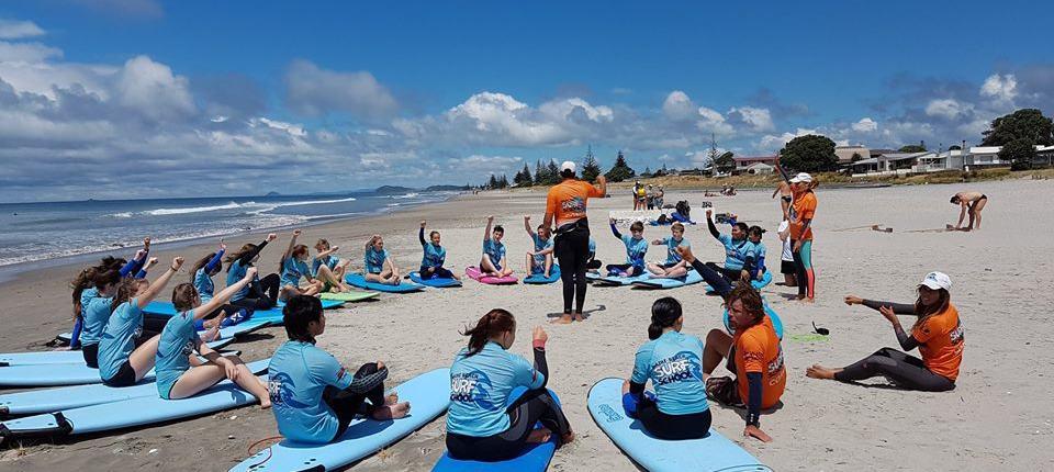 Neuseeland Schüleraustausch Freizeitprogramme und Aktivitäten