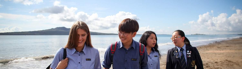 High School Jahr Neuseeland: Ein Schuljahr in Neuseeland