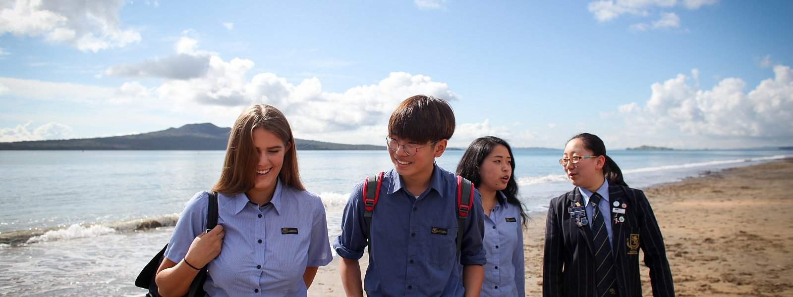 Schüler Sprachreisen Neuseeland