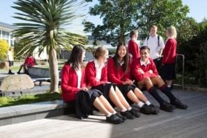 Schulen in Auckland Neuseeland
