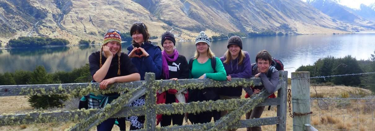 Austauschschüler Neuseeland
