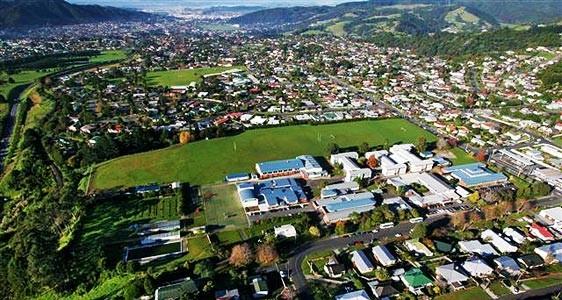 Kamo High School Neuseeland