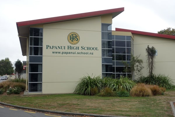 Papanui High School