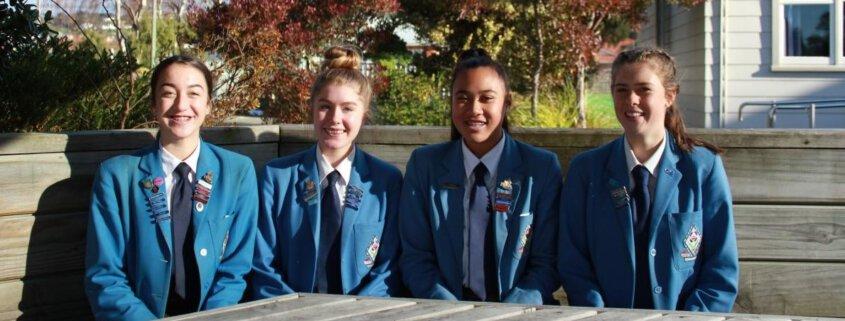 Queen's High School Mädchenschule in Dunedin Neuseeland