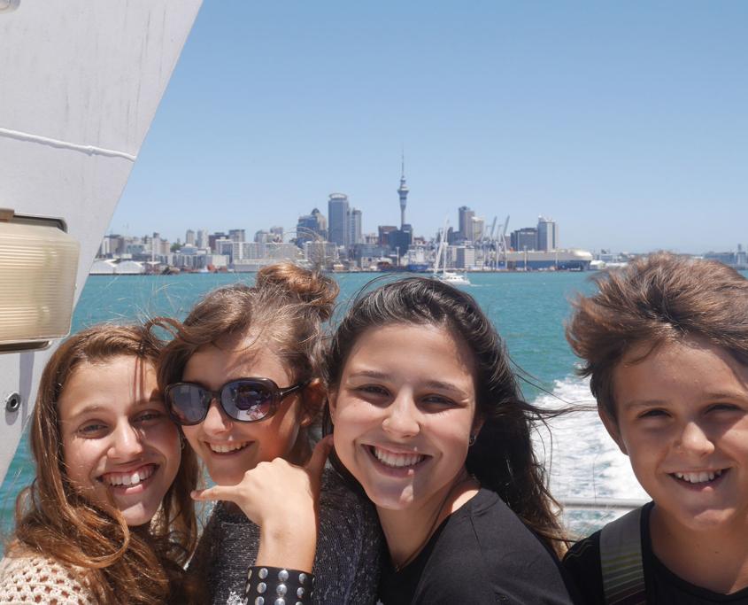 Schüler Sprachreisen nach Neuseeland