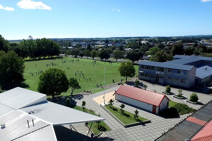 Te Puke High School