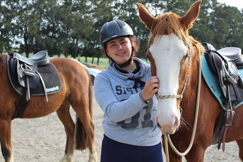 Kerikeri High School Horse Riding