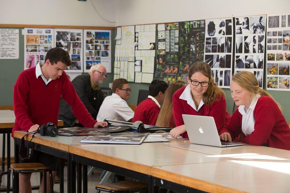 Rangitoto College Klasse